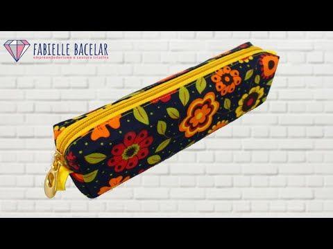 Estojo Box – Fazer e Vender – Fabielle Bacelar – Pencil Case – To Sew and Sell – Boda fotos