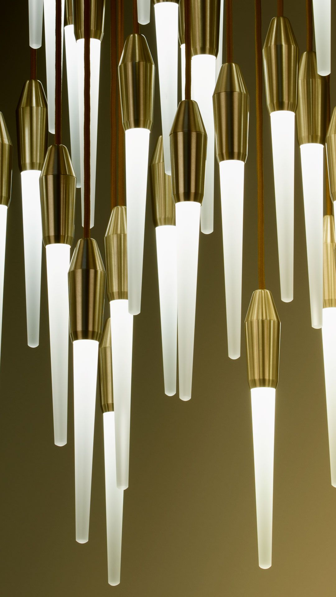 Icicle 1920 vert 3g light lys pinterest lights lamp creative shape in lighting design arubaitofo Image collections