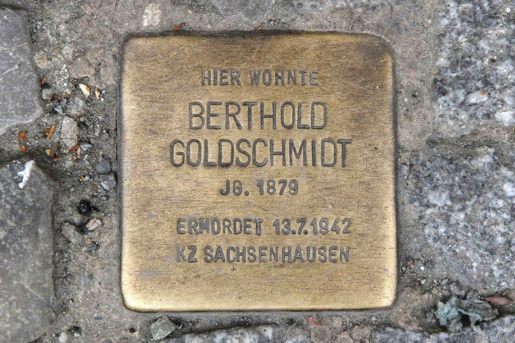 Image result for stolpersteine