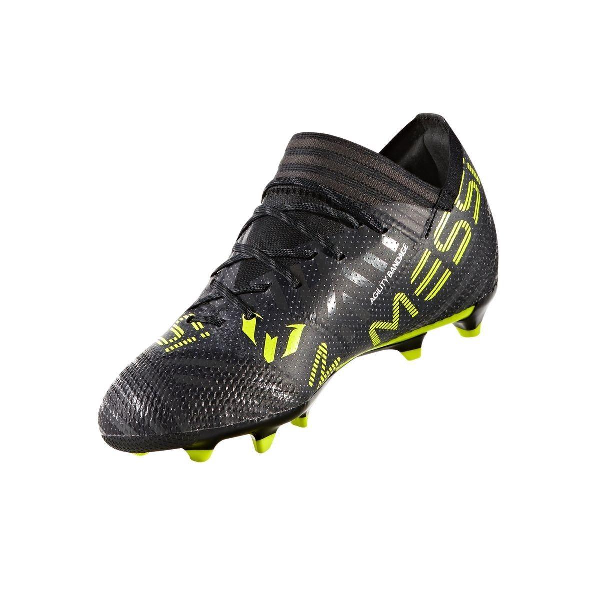 Chaussures Football Adidas Nemeziz Messi 17.1 Fg Noir Junior