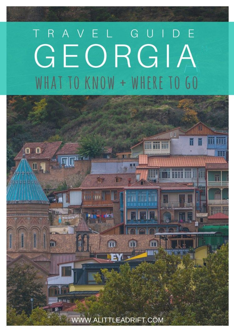 Republic of Georgia Travel Guide: What to Know & Where to Go. A complete guide of travel recommendations, great reads, and responsible travel suggestions.