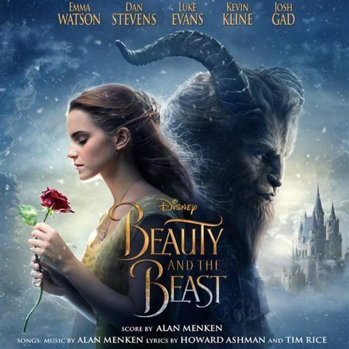 Ariana Grande John Legend Beauty And The Beast Piano Vocal
