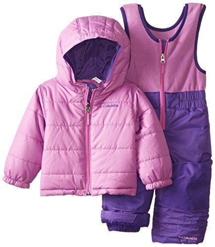 Columbia Unisex-Baby Double Flake Set Snowsuit