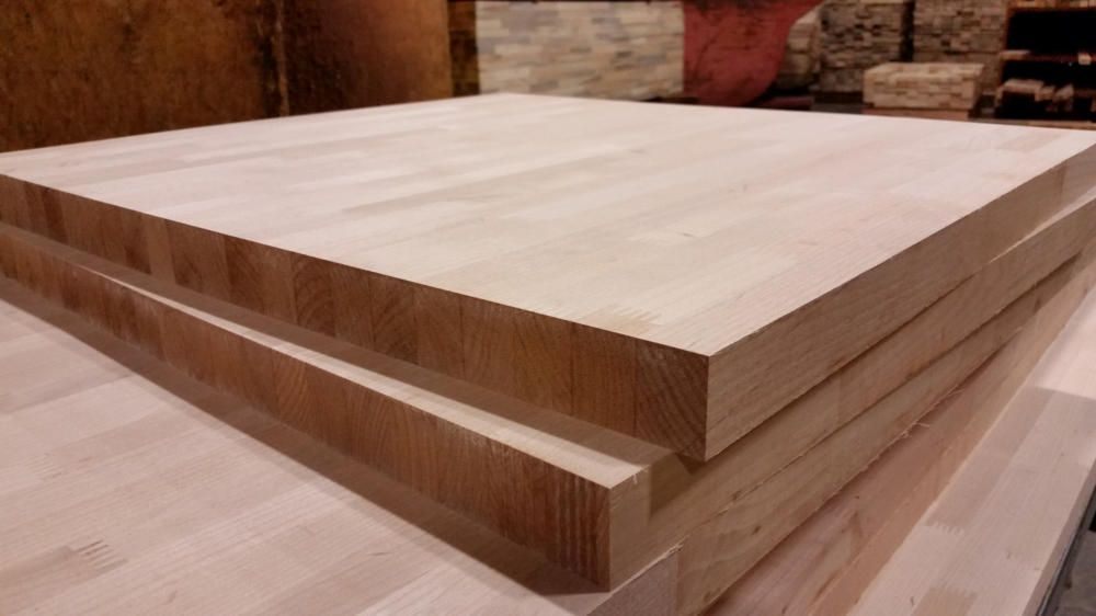 Perfect Plank Alder Butcher Block With