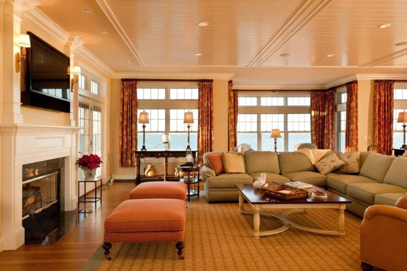 Amazing Cape Cod Decorating | Cape Cod Custom Home Builders, The Finest In Luxury Home  Design