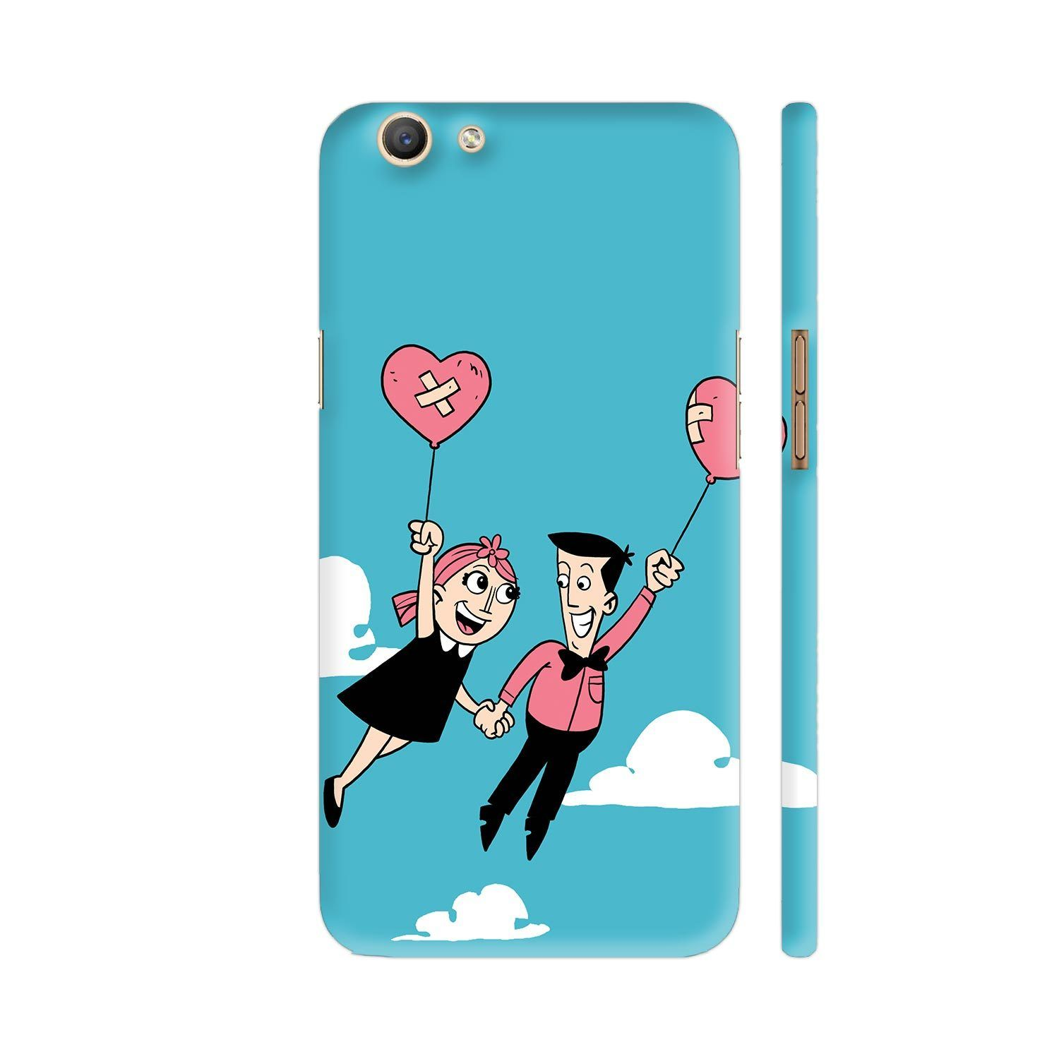 Quirky product on Colorpur The Love Couple O Check out