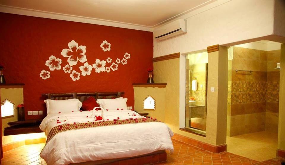 Green Park Chitwan   Hotels in Nepal   Home decor, Green park, Green