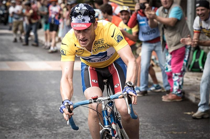First Image From Stephen Frears' Lance Armstrong Film | Movie Galleries | Empire
