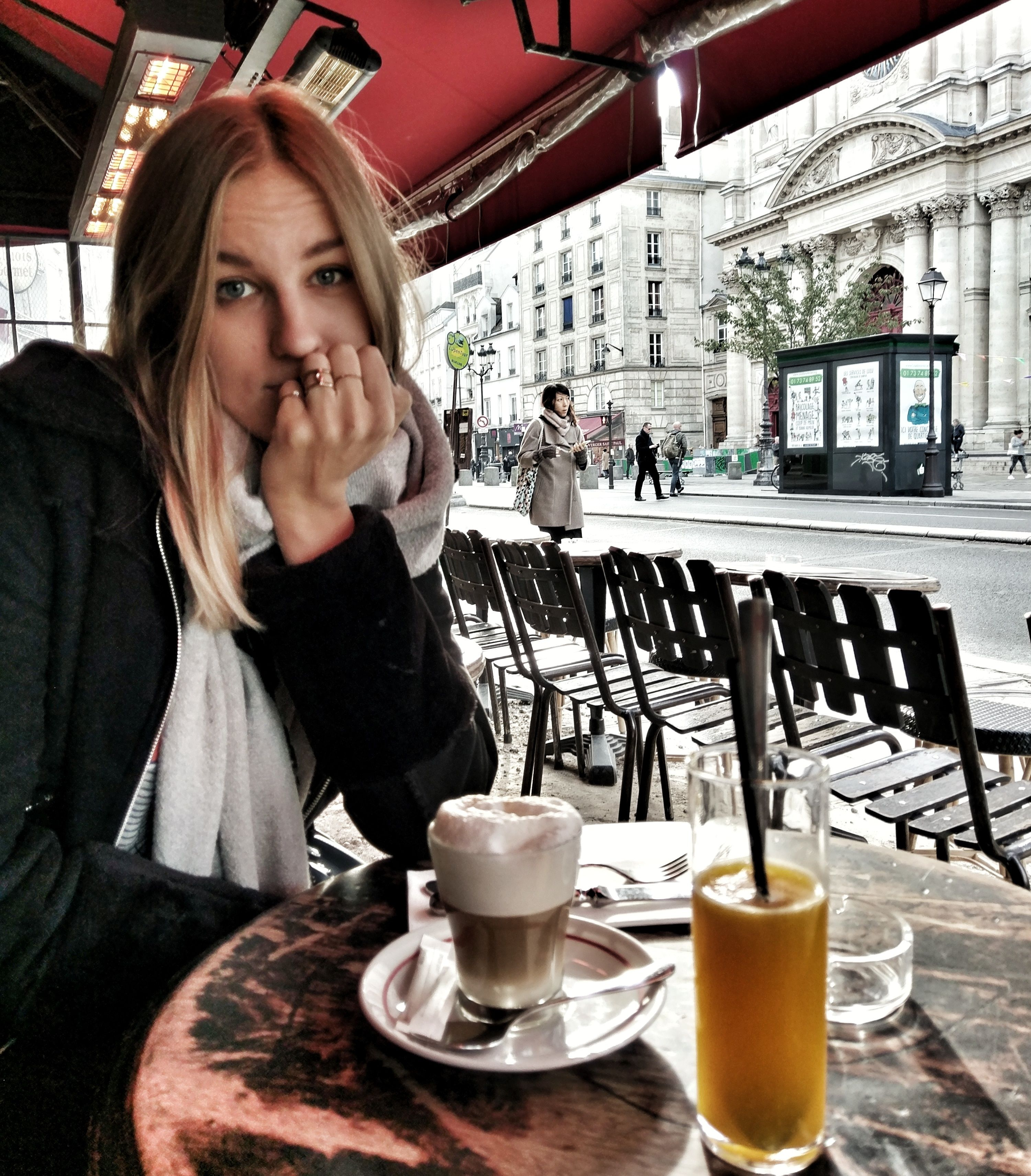Do You Wanna Have Breakfast With Me Enjoying All The Little Coffee Places In Le Marais Paris Stole My Heart And Of Cours Coffee Places Little S Coffee Paris