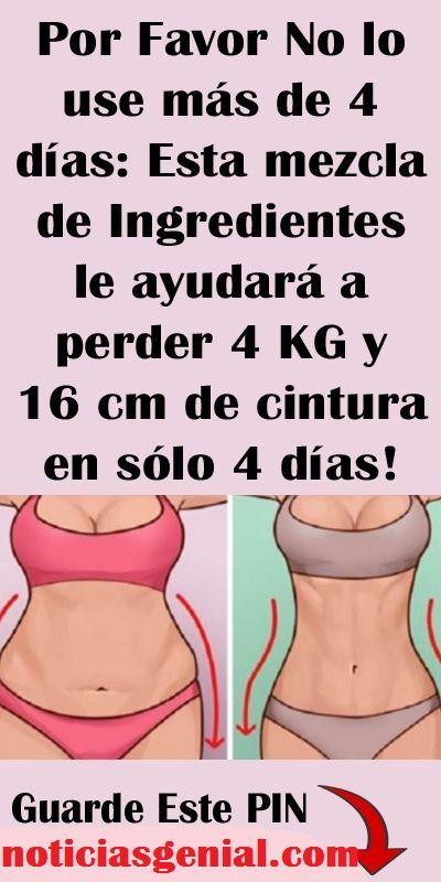 formas increíbles de perder peso