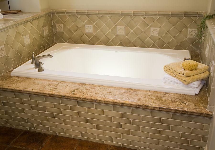 Drop In Tub Picture 3 Bathroom Bathtub Drop In Tub