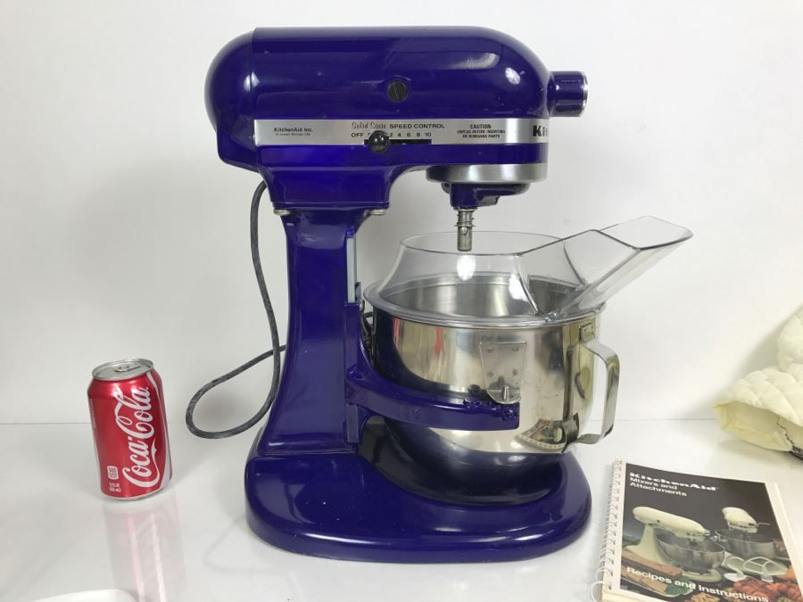 kitchen aid k5ss arhaus table kitchenaid mixer model san diego online estate sales