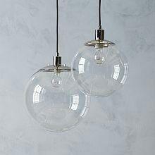 Love lights..like soap bubbles..