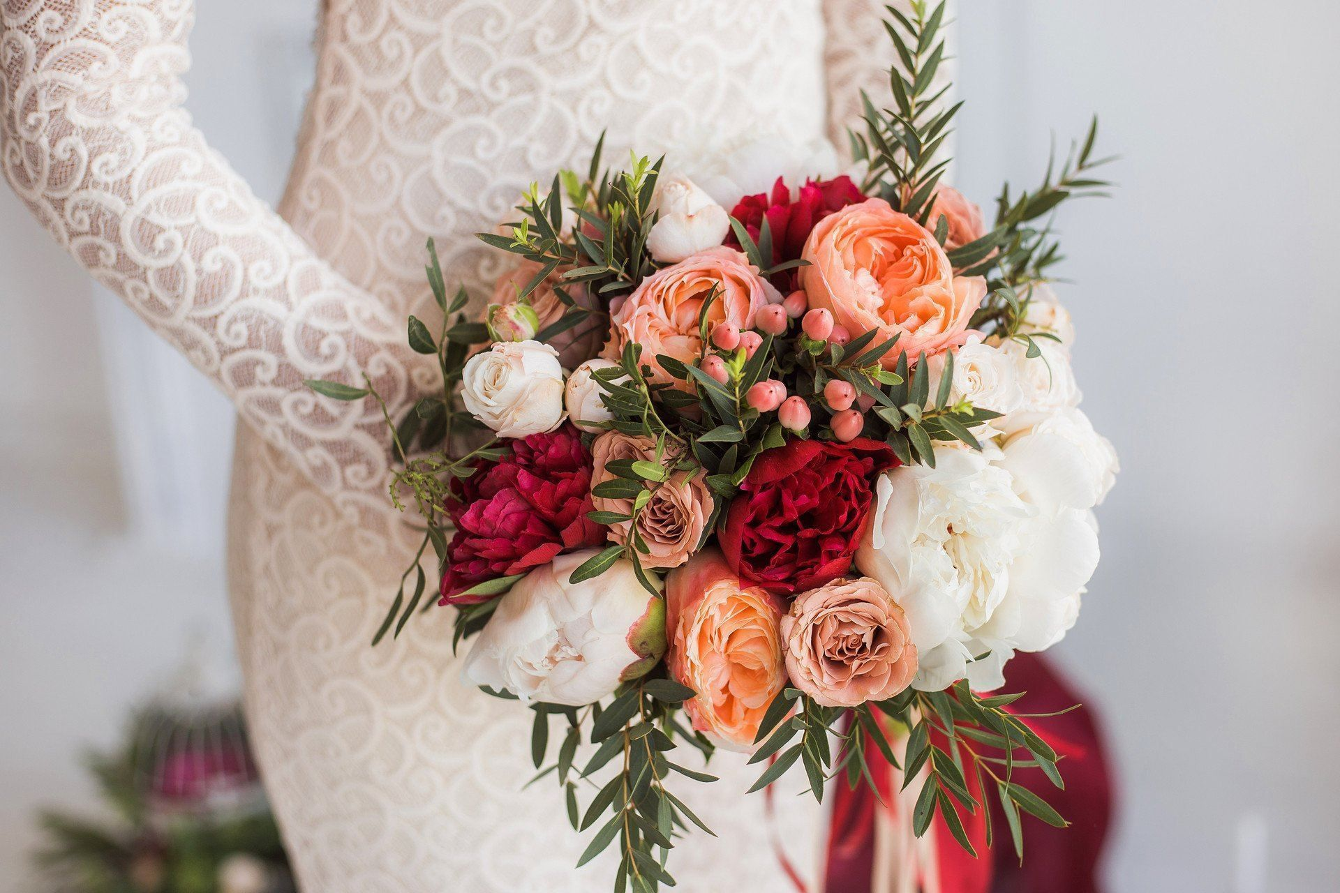 Pin on wedding bouquet