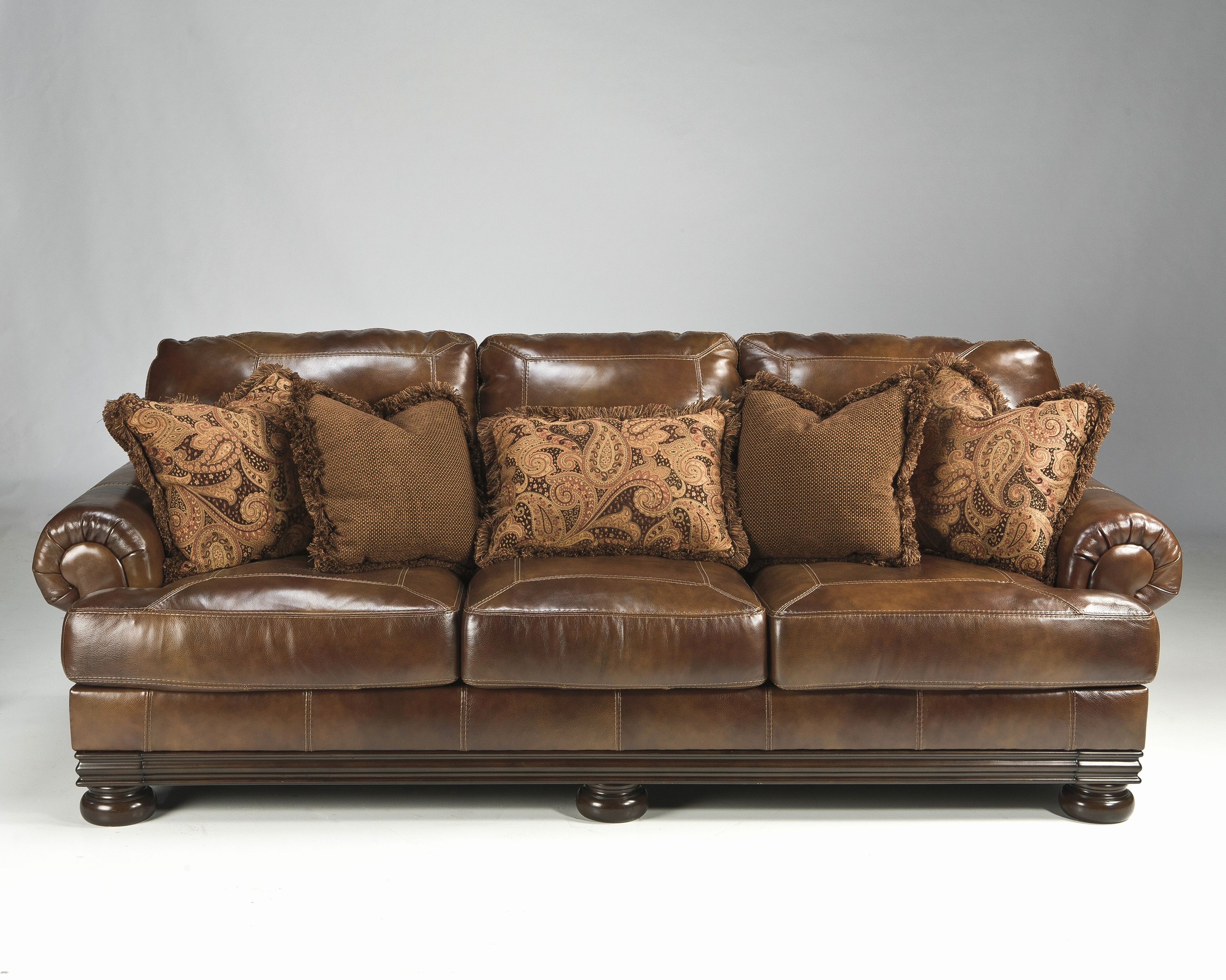 Lovely Ashley Furniture Leather Sofa Pictures Ashley Furniture