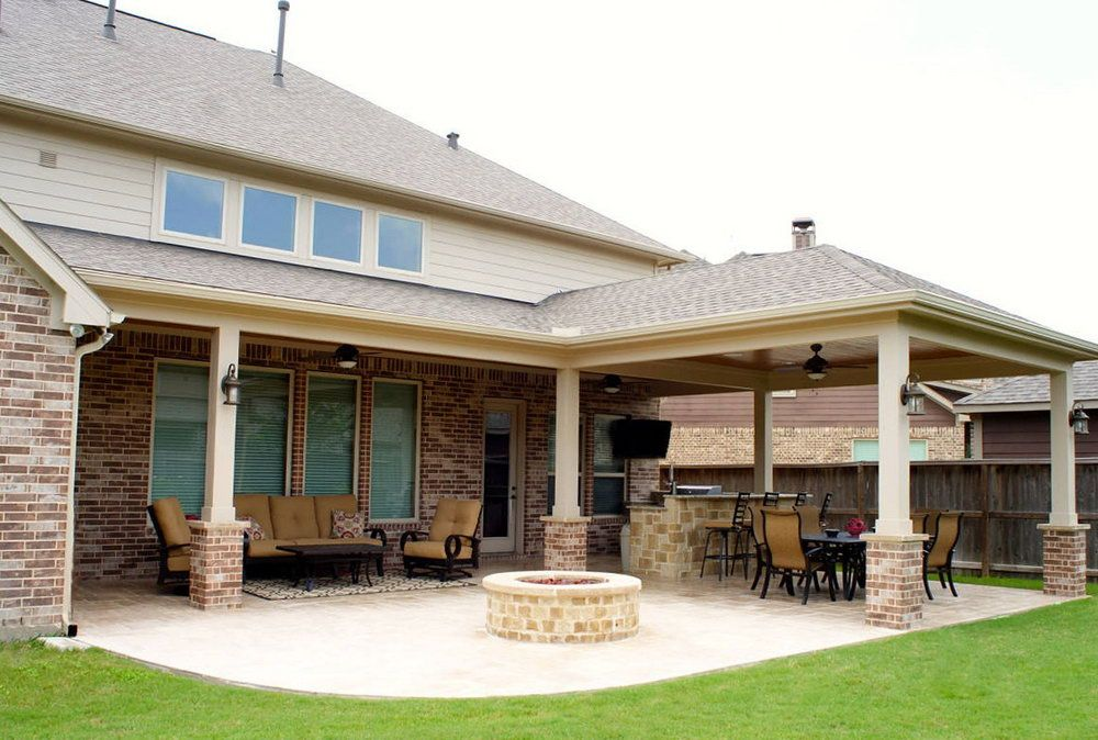 Image Result For Covered Porch Cost Covered Patio Design Patio