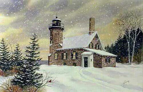 Julefyrtårnet!