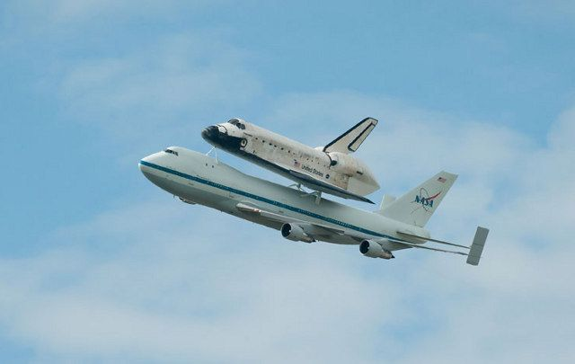 visit space shuttle discovery - photo #47