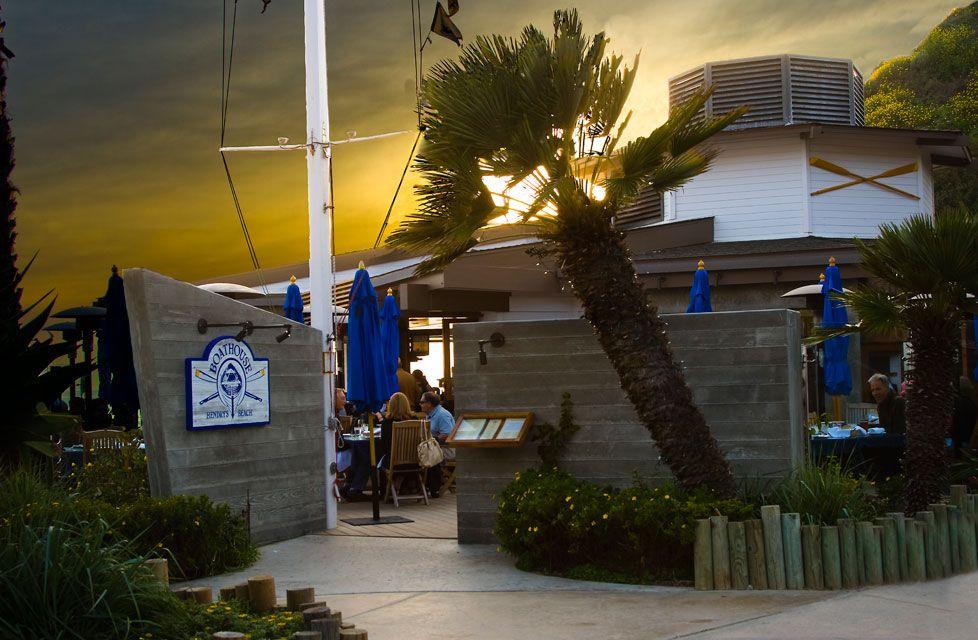 Boathouse santa barbara seaside dining at hendrys beach