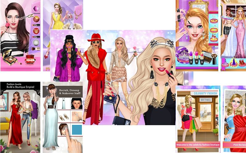 5 best fashion and beauty apk games actualize your