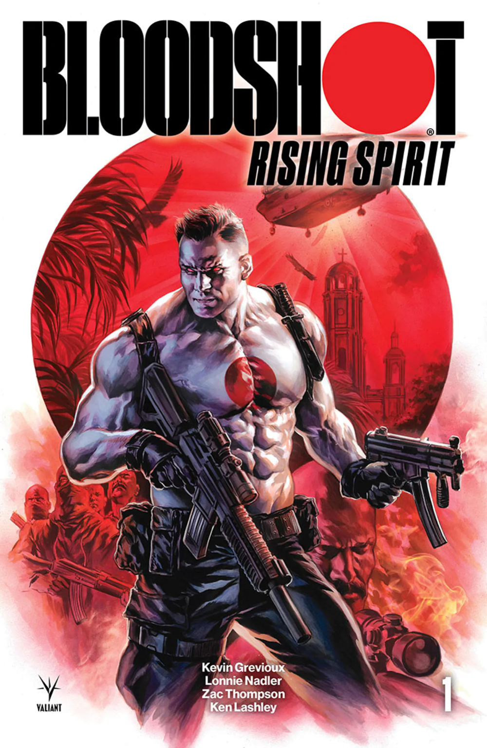 'Bloodshot' Movie Trailer, Release Date, Cast for Valiant