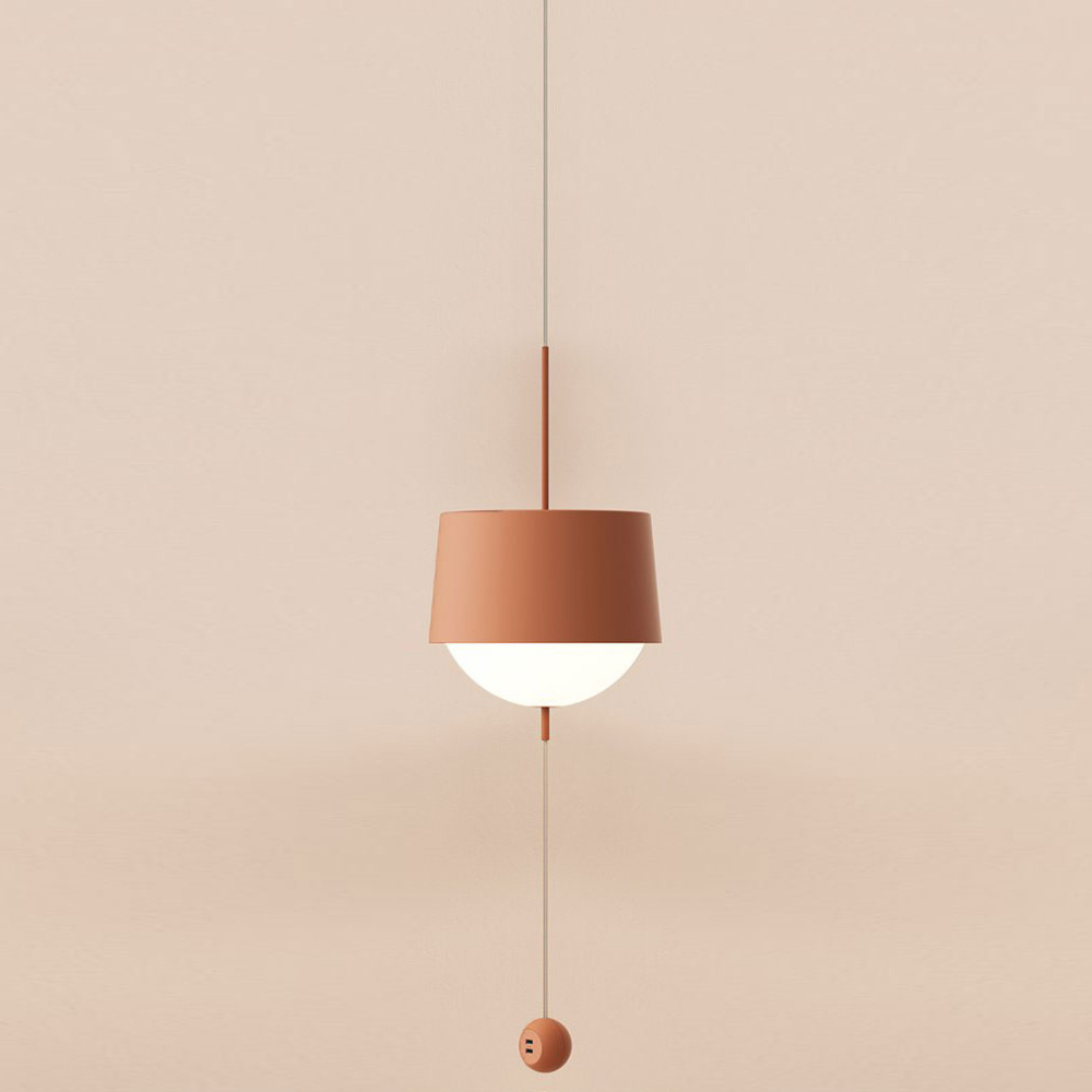 Atlas Pendant with USB Plug by Most Modest ATL200004