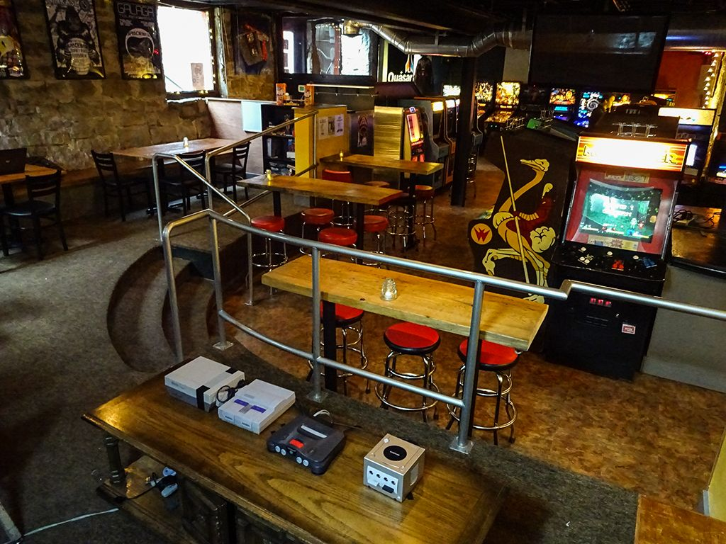 Spacebar Arcade | Downtown Boise Bars Go Out Local | Arcade, Dive