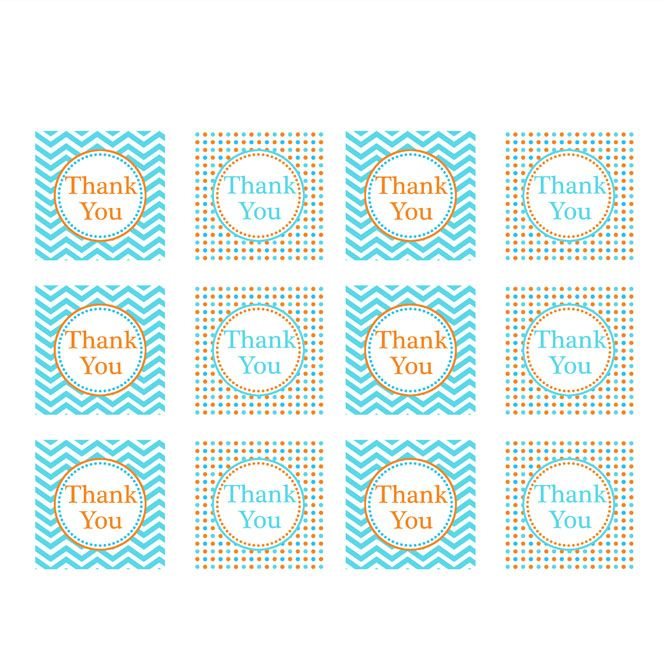 free printable thank you tags | Other printables | Pinterest ...