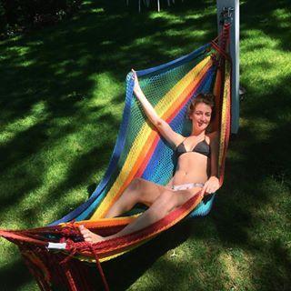Banana hammock 🍌#cashmeoutside