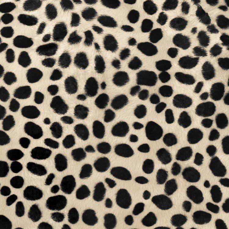 Taupe Dalmatian Velboa Faux Fur Fabric Faux Fur Fabric Fur Fabrics Faux Fur