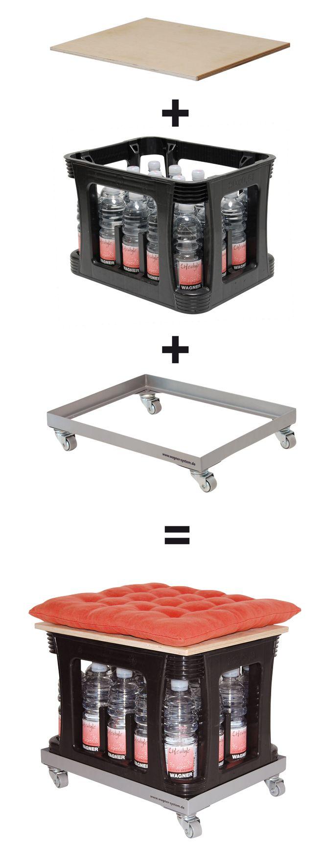 pin von wagner system gmbh auf products of wagner pinterest getr nkekisten m bel und. Black Bedroom Furniture Sets. Home Design Ideas