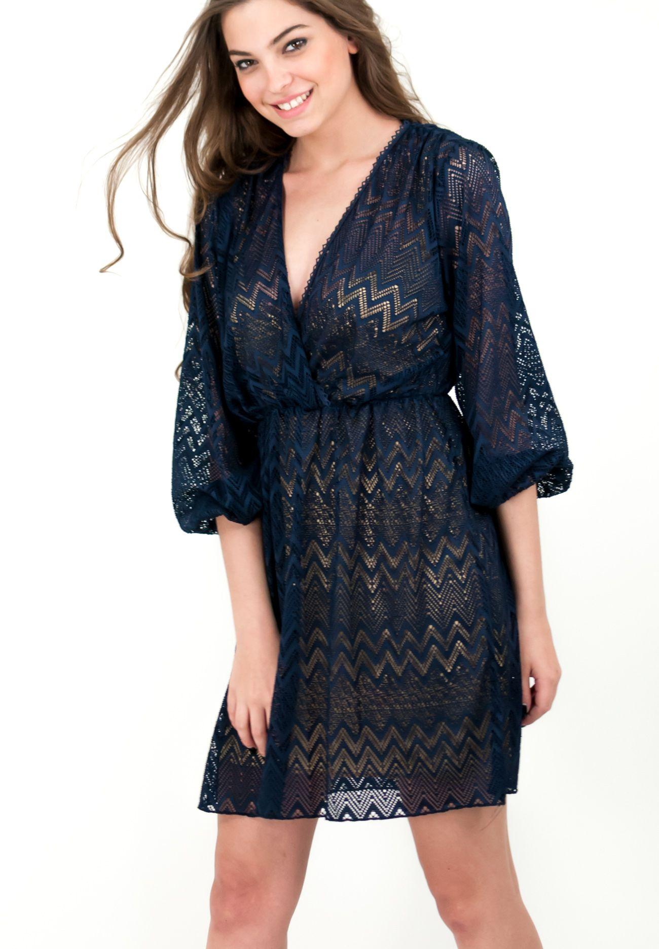 1f8960417414 Μίνι κρουαζέ δαντελένιο φόρεμα - ΦΟΡΕΜΑΤΑ - ΕΝΔΥΜΑΤΑ :: ZicZac ...