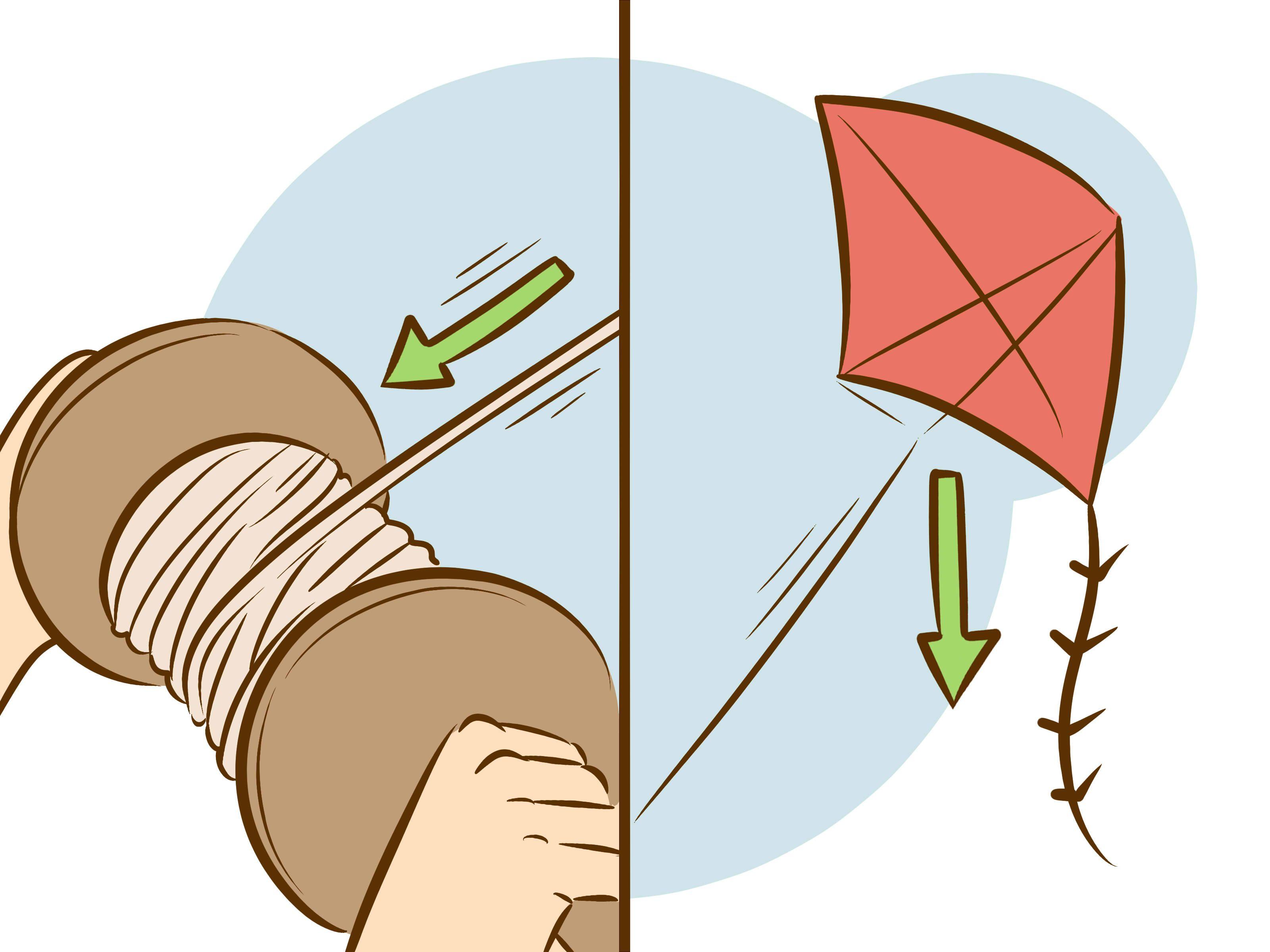 Fly a kite diy for kids kite yosemite camping