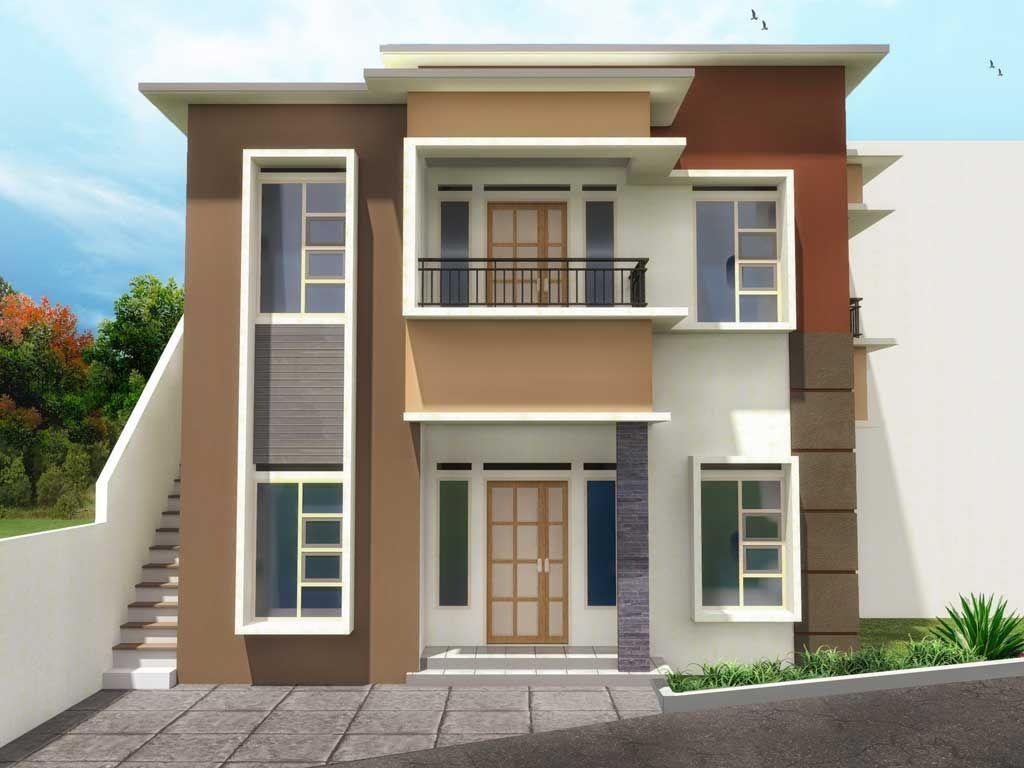 Desain-Rumah-Sederhana-2-Lantai-Minimalis-8.jpg ( & Desain-Rumah-Sederhana-2-Lantai-Minimalis-8.jpg (1024×768) | rumah ...