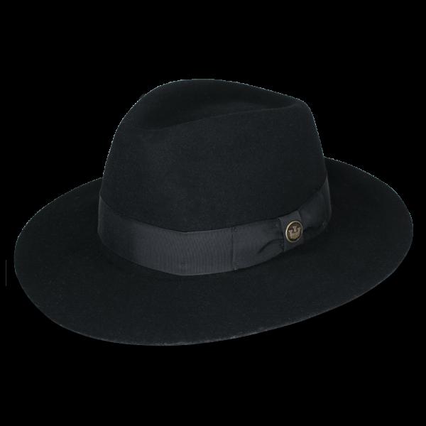 County Line Fedora Fedora Hat Felt Fedora