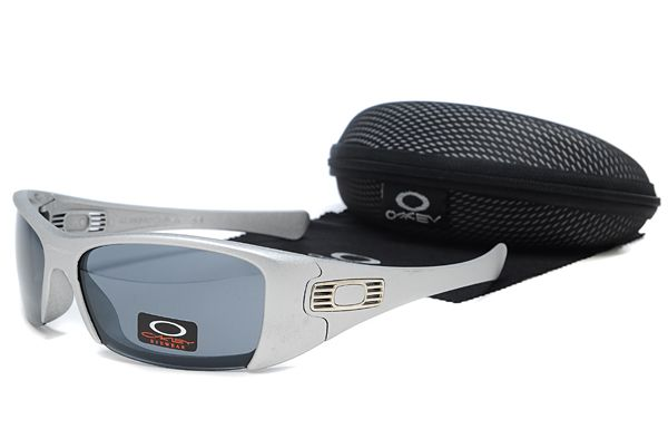 Deal Extreme Oakley Fuel Cell Sunglasses Gray Frame Black Lens