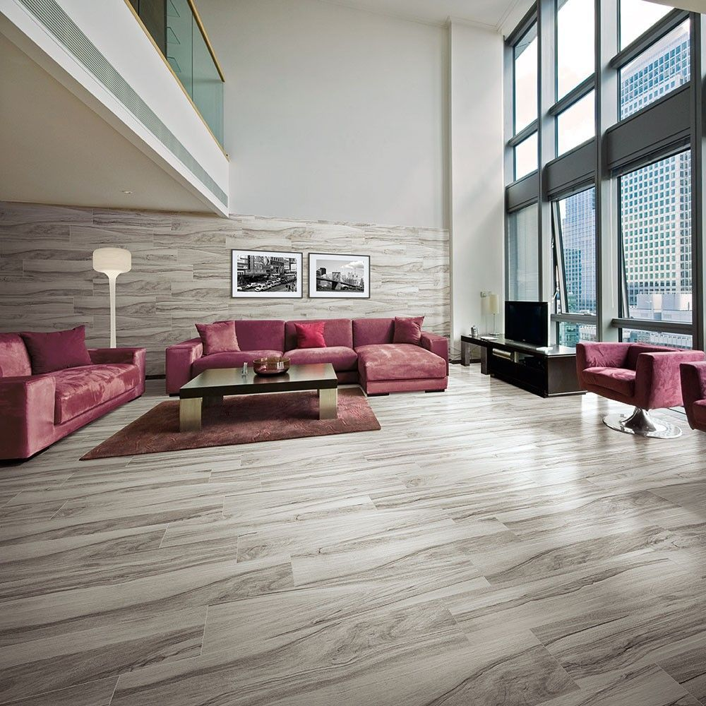 Elder Grey Wood Effect Tiles Wood Effect Tiles Wood Effect Floor Tiles Grey Flooring
