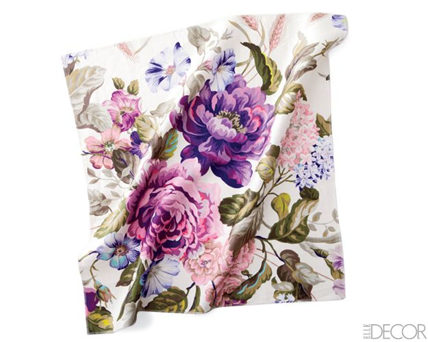 Trend Alert Floral Home Decor