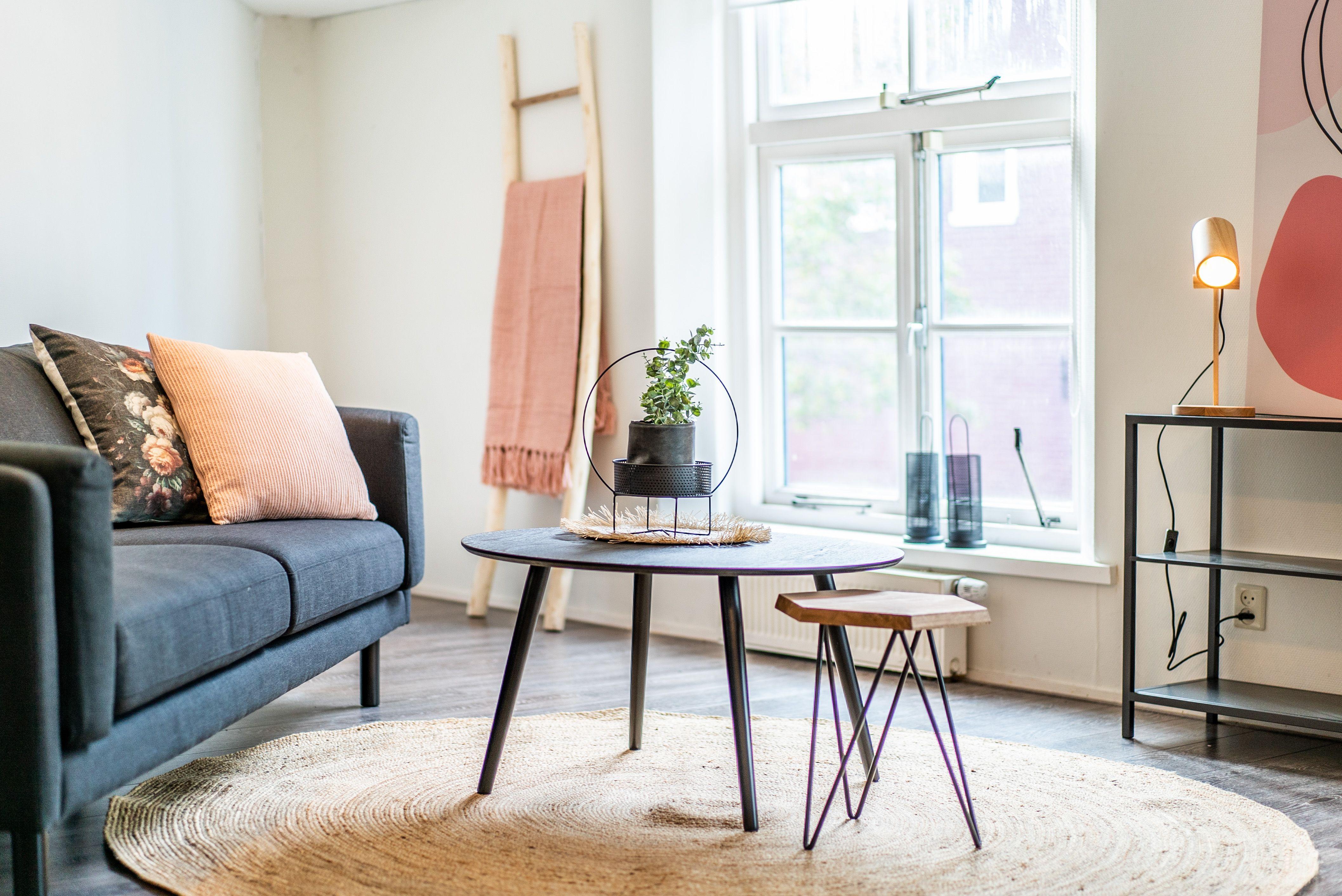 Van Recht Naar Rond In 2020 Ideeen Voor Een Kamer Interieur Huiskamerideeen