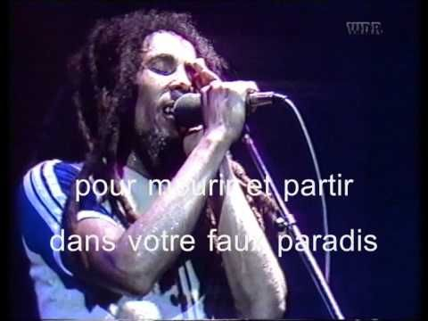 Bob Marley & the Wailers GET UP STAND UP SOUS-TITRES FR