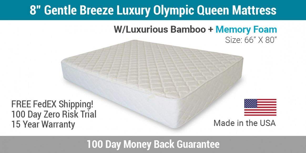 Via Walmart Comolympic Queen Replacement Mattress 8 X 8 Olympic Queen Mattress Olympic Queen Mattress Consu In 2020 Queen Mattress Mattress Casper Mattress Reviews