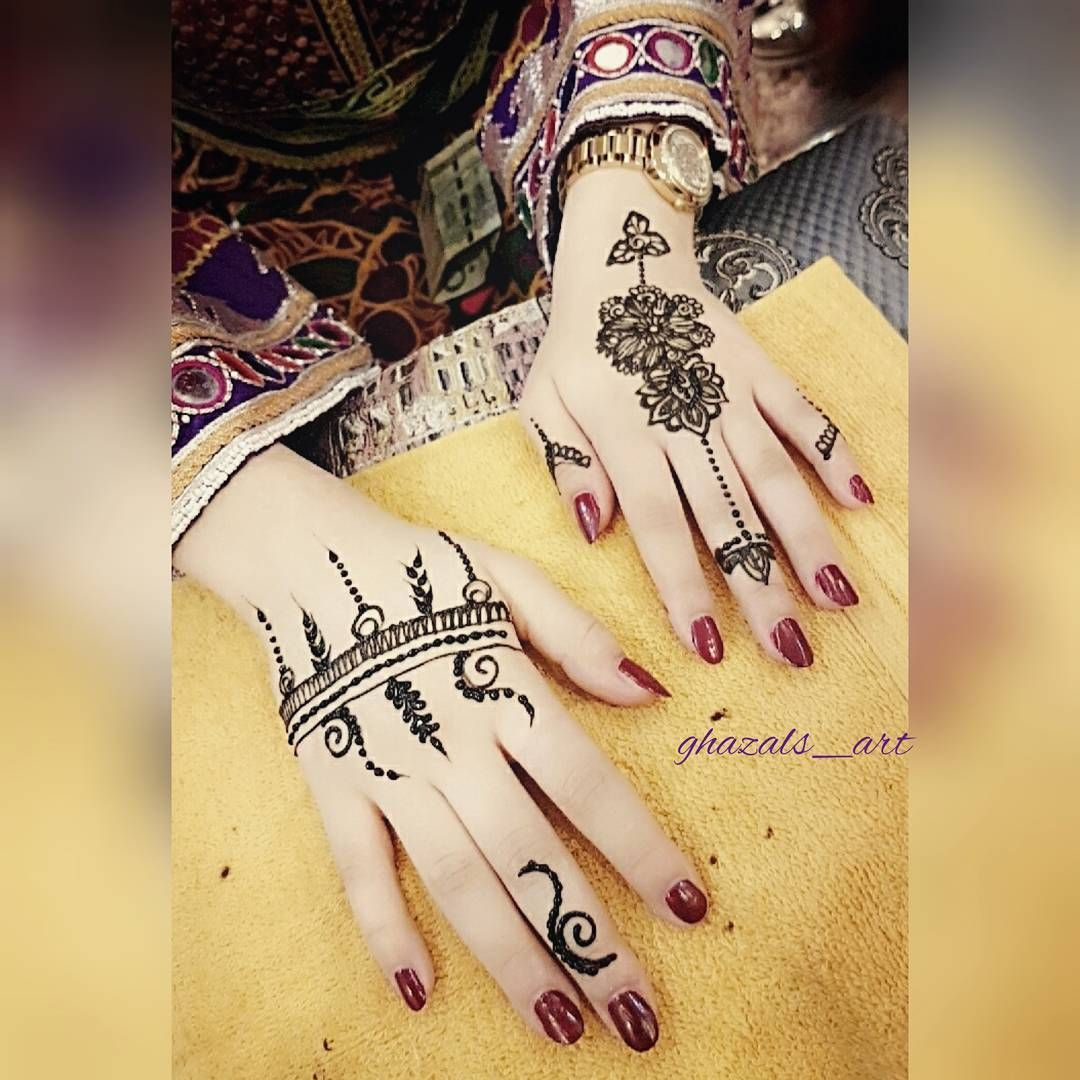 Ramadan Henna Party Black Henna Lasts 10 Dats Price 50sar For Details Dm Me عمل حنا حنابني مدة بقاءه أس Best Mehndi Designs Mehndi Designs Ankle Tattoos