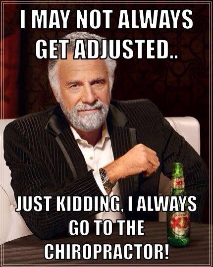 Chiropractic Adjestment