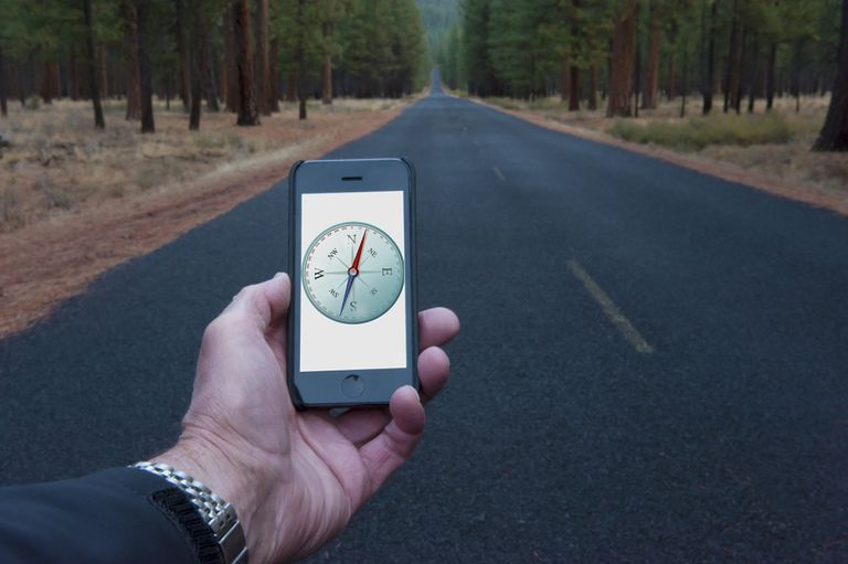 Best Compass App for Android, iOS and Windows Phone