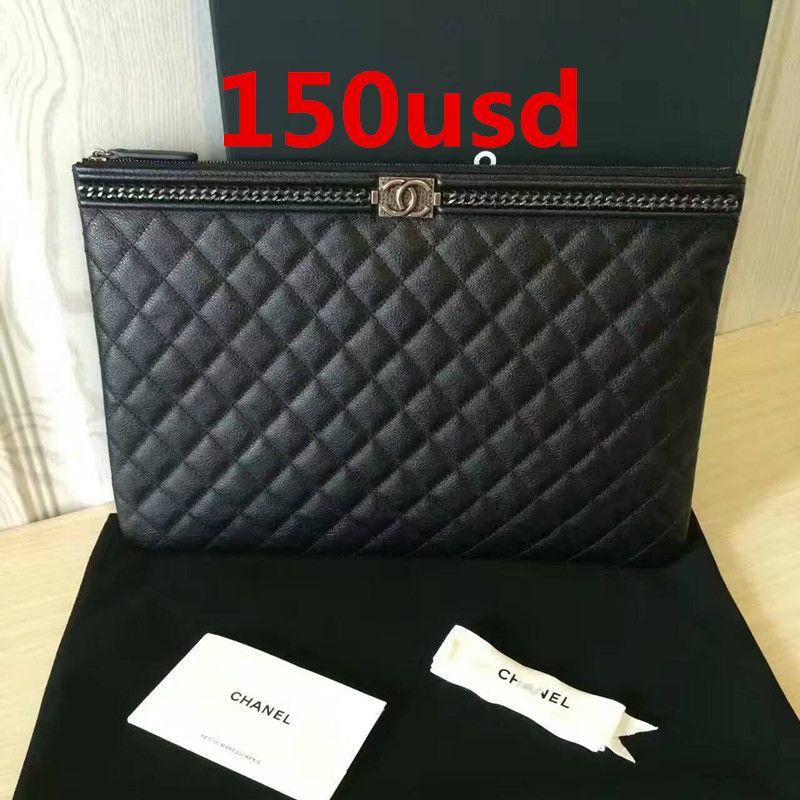 76c08bfbd097 Chanel new style ohanel clutch bag size 33(28cm) 05000480CH7 whatsapp  +8615503787453
