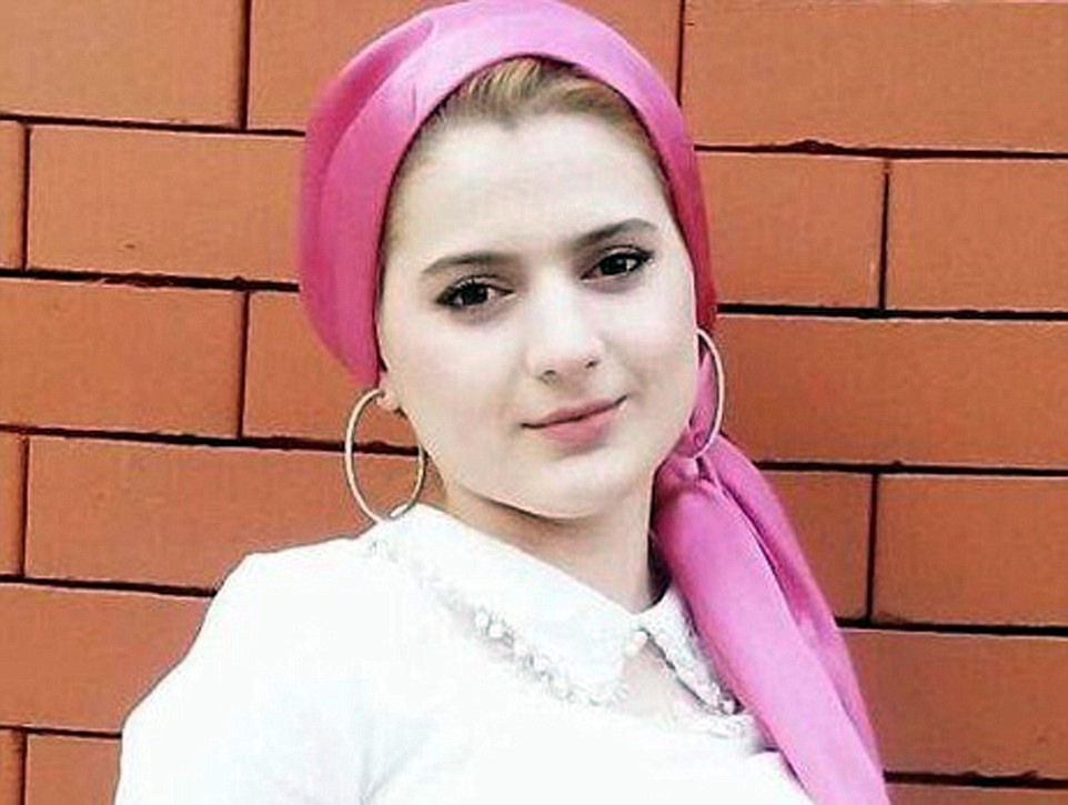 Teenage Bride Forced To Marry Chechen Police Chief Caucasian Woman Beauty Girl Western Women