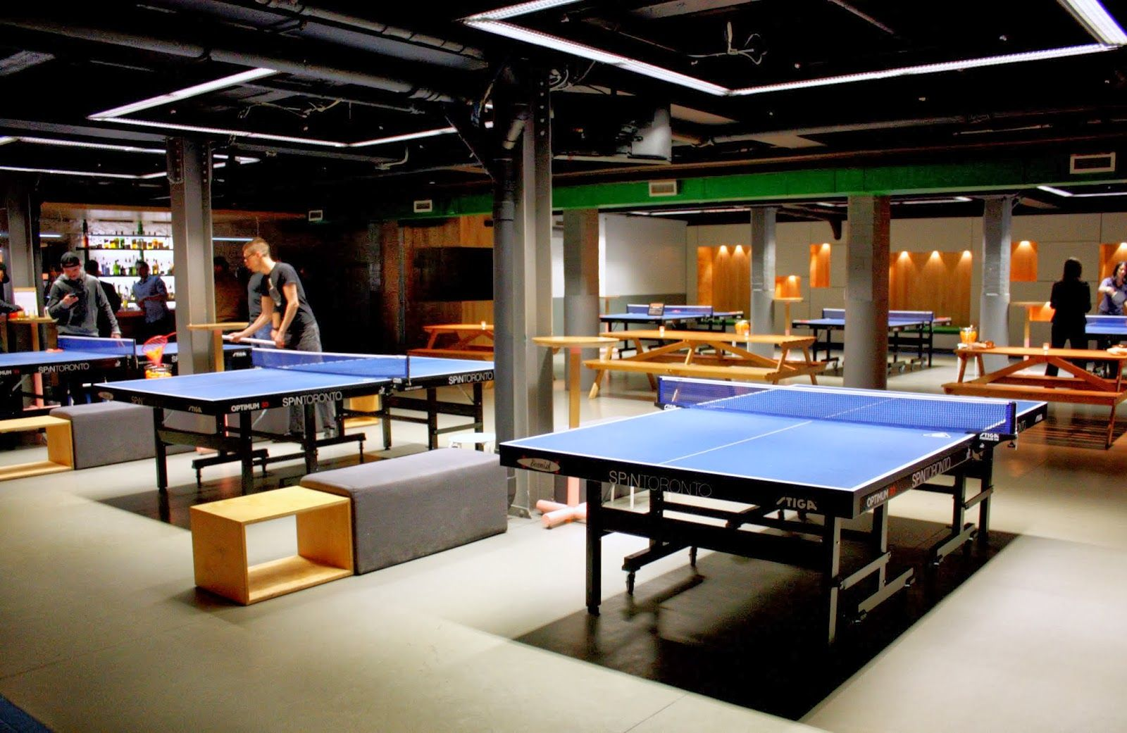 Pin By Nilza Paula Ferreira Fernandes On Interior Ref Stadium Sports Training Ping Pong Ping Pong Bar Furniture Layout