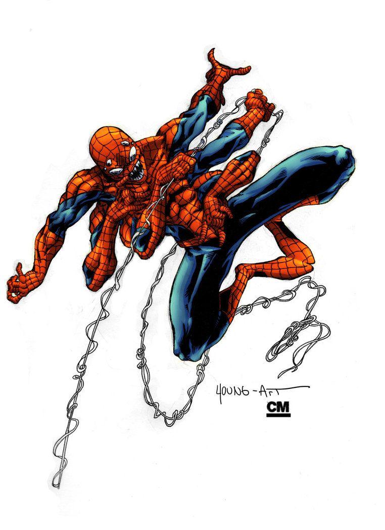 Spiderman Doppelganger