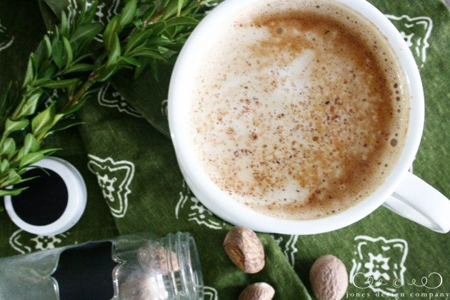 how to make the most delicious holiday drink at home