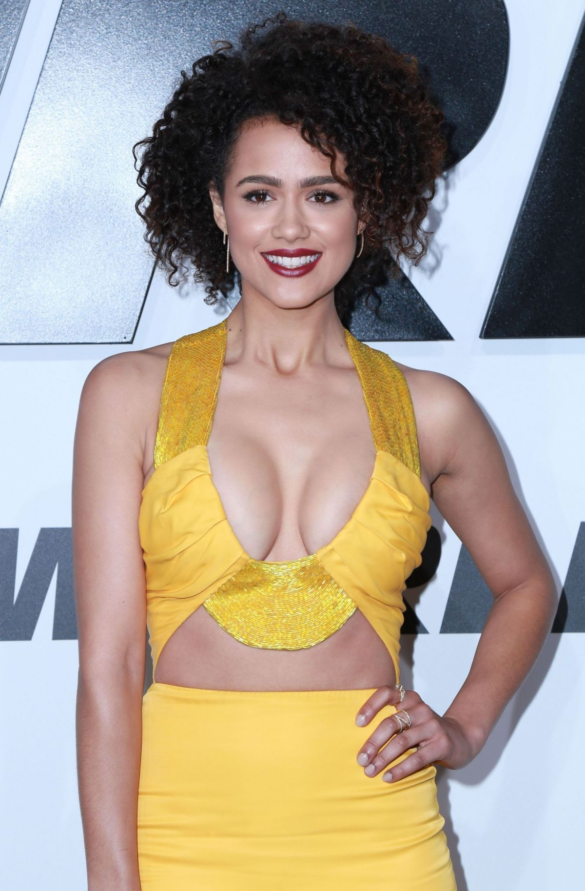 Watch Nathalie Emmanuel (born 1989) video